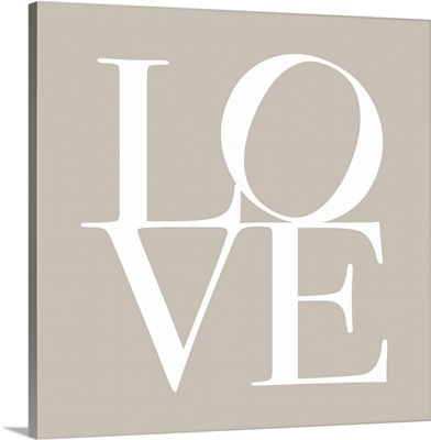Love in Taupe