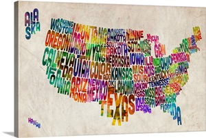 United States Maps Wall Art Canvas Prints United States Maps Panoramic Photos Posters Photography Wall Art Framed Prints Amp More Great Big Canvas