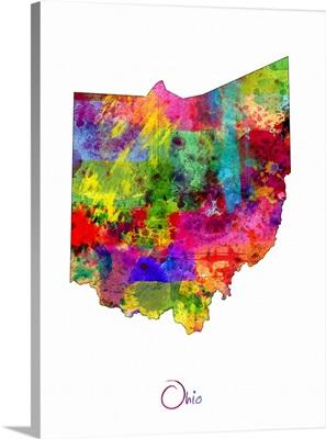 Ohio Map