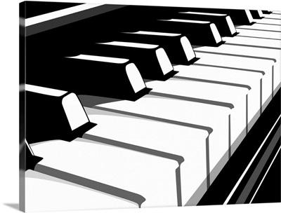 Piano Keyboard no2