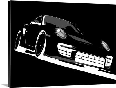 Porsche 911 GT2 Night