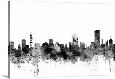 Pretoria South Africa Skyline