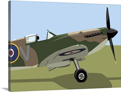 Spitfire WWII Fighter