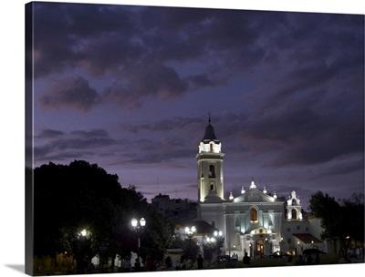 Recoleta Gardens and Iglesia del Pilar