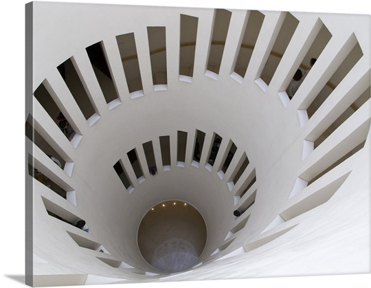 Spiral Stairwell, Seoul, South Korea