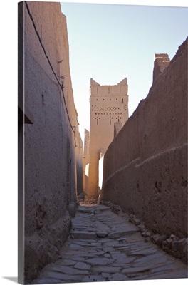 Street Passage