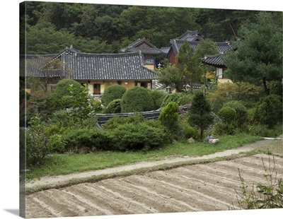 Traditional Architecture of South Korea