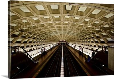 Usa, DC, Washington: white wall