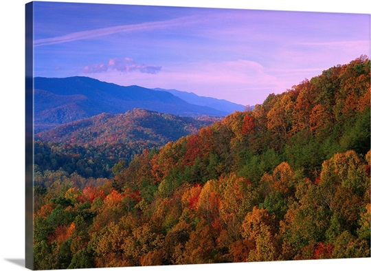 great smoky mountains coloring pages-#45