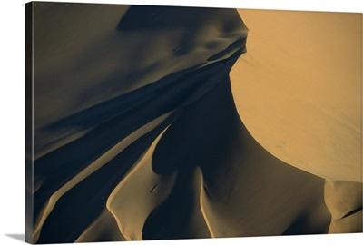 Namib Desert sand dunes, tallest sand dunes in the world, Namibia