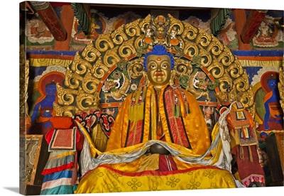 Shakymuni Buddha, Erdene Zuu Monastery, Mongolia
