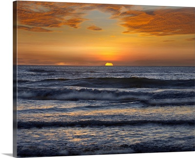 Sunset, Playa Langosta, Guanacaste, Costa Rica