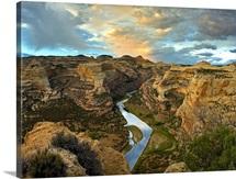 Yampa River, Dinosaur National Monument, Colorado