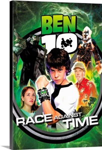 Ben 10 Race Against Time Tv 2007 Wall Art Canvas Prints Framed Prints Wall Peels Great