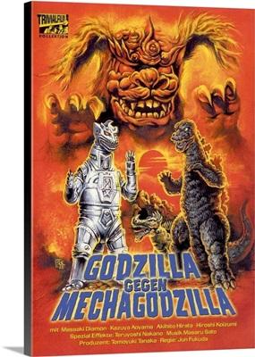 Godzilla vs. Bionic Monster (1974)