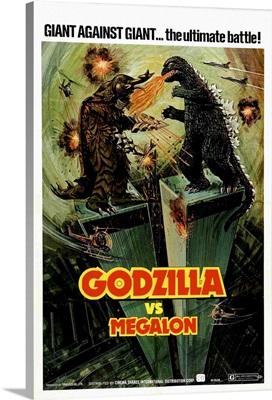 Godzilla vs. Megalon (1977)