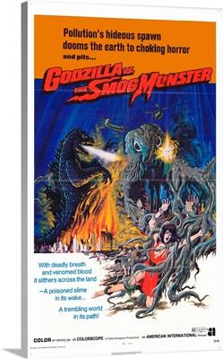 Godzilla vs. Smog Monster (1972)