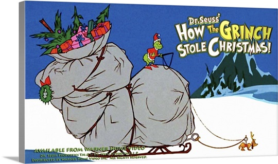 how the grinch stole christmas 1966 - How Grinch Stole Christmas