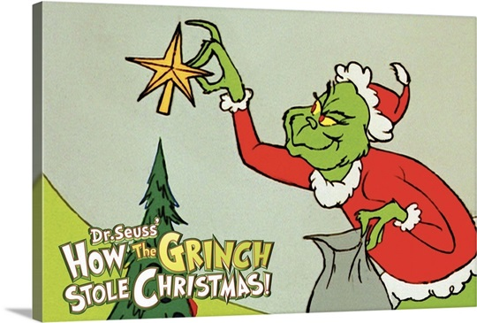 how the grinch stole christmas 1966