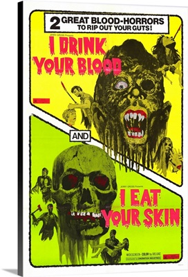 I Drink Your Blood (1972)