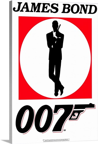 James Bond Collection () Wall Art, Canvas Prints, Framed Prints ...