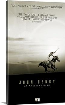John Henry: A Steel Driving Race Horse (2008)