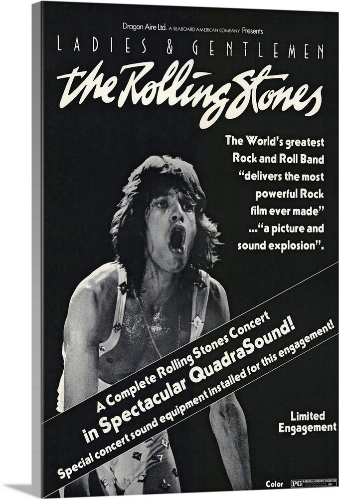 Ladies and Gentlemen the Rolling Stones (1974)
