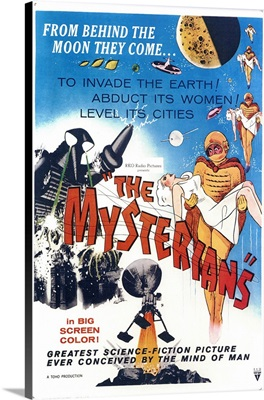 The Mysterians (1959)