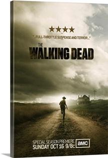 The Walking Dead - TV Poster