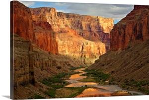 Colorado River Marble Canyon Grand Canyon National Park