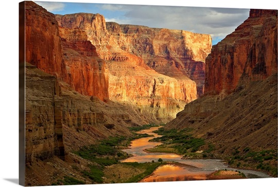 Colorado River, Marble Canyon, Grand Canyon National Park, Arizona
