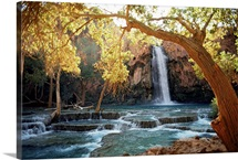 Havasu Creek, Havasupai Indian Reservation, Arizona