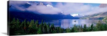 St Mary Lake, Glacier National Park, Montana