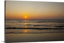 Sunrise at the beach in Corolla, North Carolina