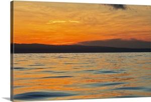 Sunrise Over Southern Haiti S Southern Isolated Coast Wall