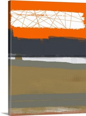 Abstract Orange I