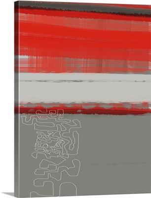 Abstract Red I