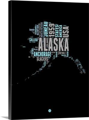 Alaska Word Cloud I