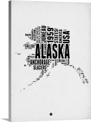 Alaska Word Cloud II