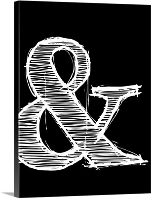 Ampersand Poster II