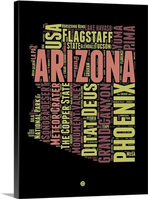 Arizona Word Cloud I