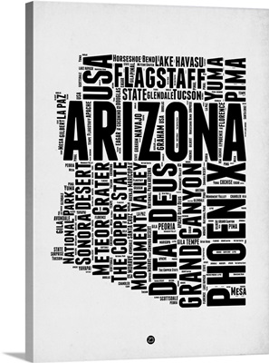 Arizona Word Cloud II