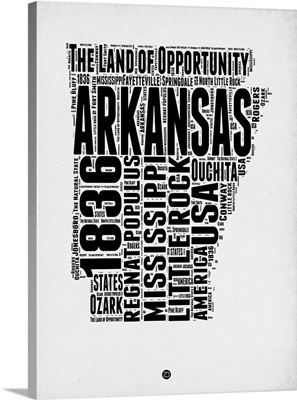 Arkansas Word Cloud II