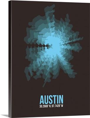 Austin Radiant Map I