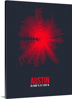Austin Radiant Map II