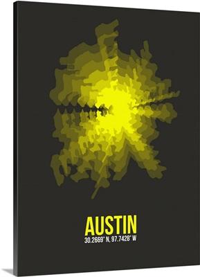 Austin Radiant Map III
