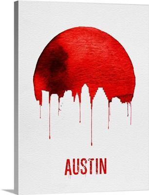 Austin Skyline Red