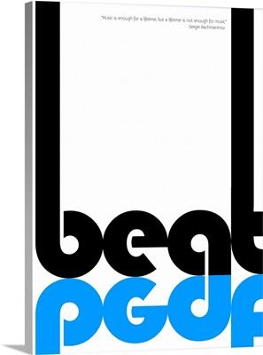 Beat Poster