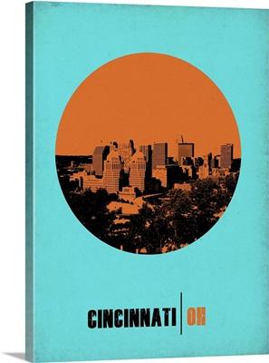 Cincinnati Circle Poster I