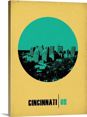 Cincinnati Circle Poster II